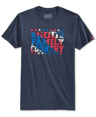 US Honor Men's Graphic-Print T-Shirt