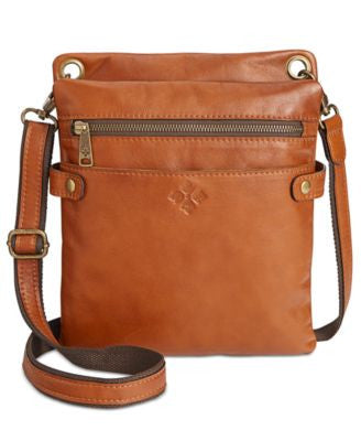 Patricia Nash Soft Leather Francesca Crossbody