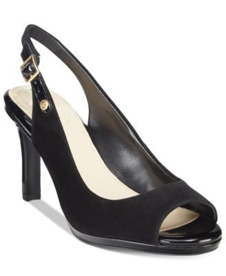 Giani Bernini Blankaa Slingback Heels, Only at Vogily