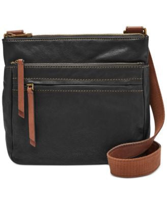 Fossil Leather Corey Crossbody