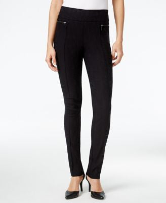 Style & Co. Petite Herringbone Skinny Pants, Only at Vogily