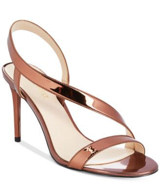 Nine West Rhyan Asymmetrical Strap Sandals