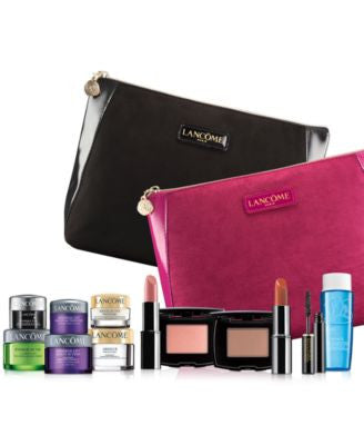 Choose your FREE 7-Pc. gift with any $35 Lancôme purchase