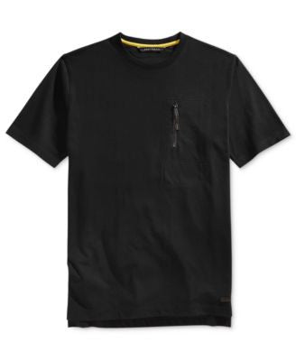 Sean John Men's Short-Sleeve Zip-Pocket T-Shirt