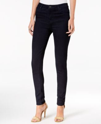 Sanctuary Robbie High-Rise Reed Wash Skinny Jeans
