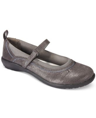 JBU by Jambu Women's Berta Mary Jane Flats