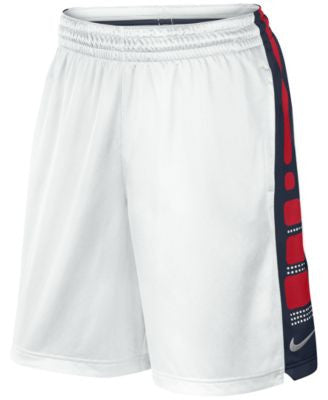 Nike Men's Elite Dri-FIT Basketball 9 Shorts""