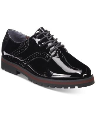 White Mountain Gilly Lace-Up Oxfords