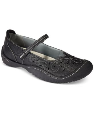 JBU by Jambu Women's Maple Mary Jane Flats