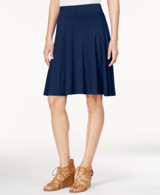 Maison Jules Flared Pull-On Skirt, Only at Vogily