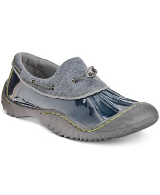 JBU by Jambu Women's Tula Slip-On Duck Booties
