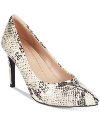 Cole Haan Amelia Grand Embossed Pumps