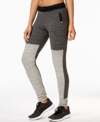 adidas Mélange Colorblocked Leggings
