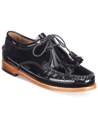 G.H. Bass & Co. Women's Weejuns Winnie Lace-Up Loafers