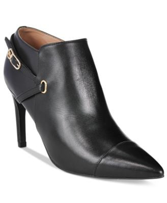 Cole Haan Yasmine Pointed-Toe Booties