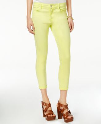 Jessica Simpson Forever Roll Crop Skinny Jeans