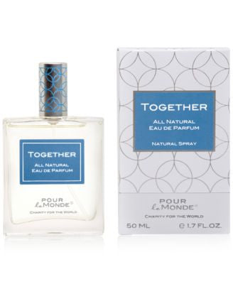 Pour le Monde TOGETHER Certified Natural Eau de Parfum, 1.7 oz - Only at Vogily!
