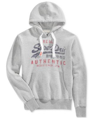Superdry Men's Graphic-Print Hoodie