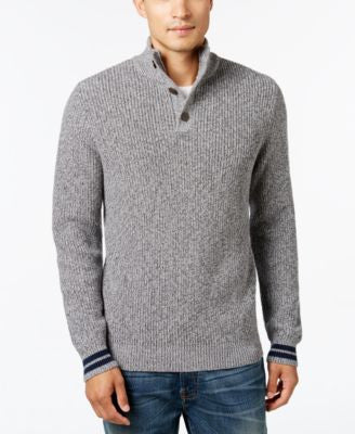 Tommy Hilfiger Men's Barnes Knit Sweater