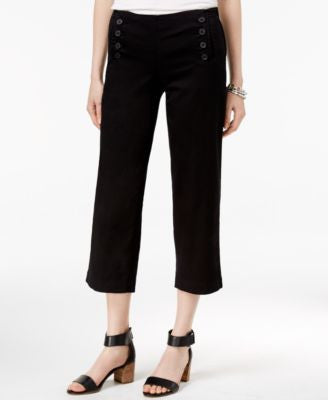 Tommy Hilfiger Brie Cropped Sailor Pants, Only at Vogily