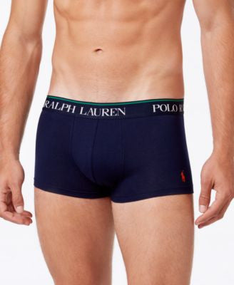 Polo Ralph Lauren Men's Stretch-Jersey Trunks
