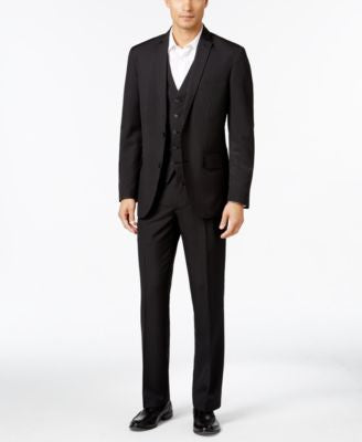 INC International Concepts Men's Classic-Fit Pinstripe Suit Separates, Only at Vogily