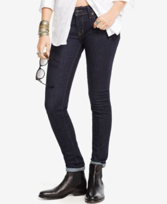 Denim & Supply Ralph Lauren Skinny Jeans, Carstens Wash