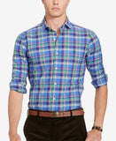 Polo Ralph Lauren Men's Tattersall Estate Shirt