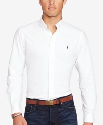 Polo Ralph Lauren Men's Gingham Stretch Performance Shirt