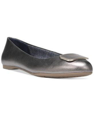 Dr. Scholl's Giselle Round-Toe Ballet Flats