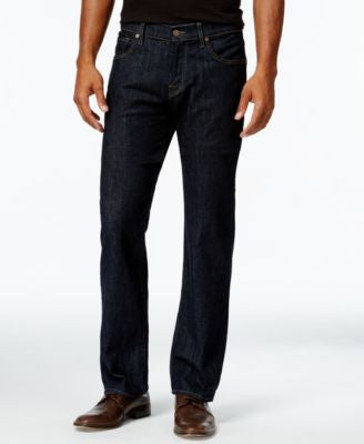 7 For All Mankind Men's Austyn Downtown Dark-Wash Jeans