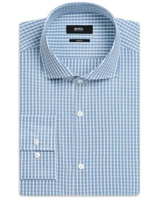 BOSS Men's Regular/Classic-Fit Dress Shirt