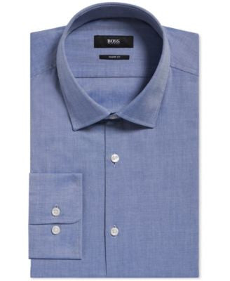 BOSS Men's Slim-Fit Dress Shirt