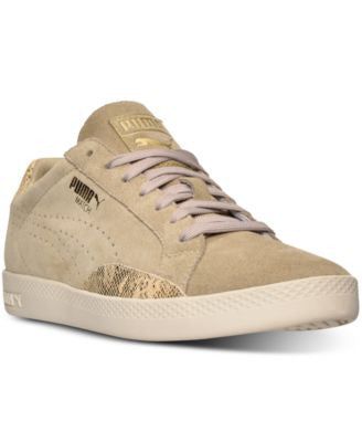 Puma Women's Match Lo Snake Casual Sneakers from Finish Line