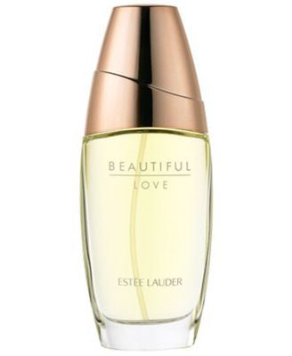 Estée Lauder Beautiful Love Eau de Parfum Spray, 2.5 oz