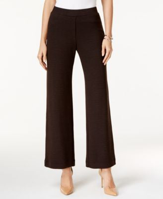 JPR Textured Wide-Leg Pants