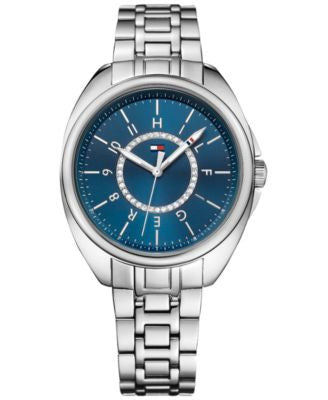 Tommy Hilfiger Women's Sophisticated Sport Stainless Steel Bracelet Watch 38mm 1781698