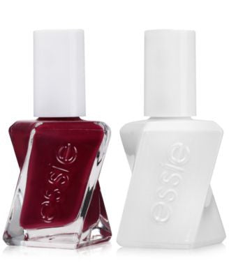 Essie Gel Couture 2-Pc. Set, Gala-Vanting + Top Coat Nail Polish
