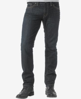 Silver Jeans Co. Men's Slim-Fit Konrad Jeans