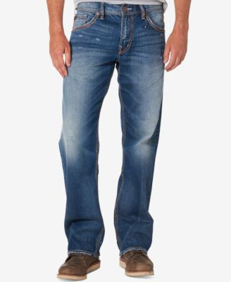 Silver Jeans Co. Men's Loose-Fit Gordie Jeans