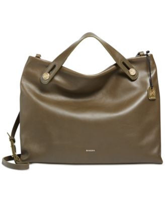 Skagen Denmark Double Handle Mikkeline Satchel