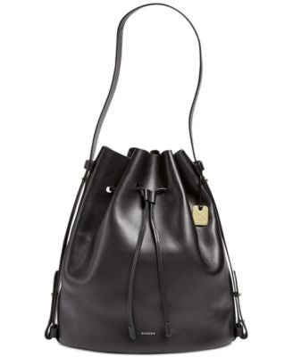 Skagen Denmark Mette Large Bucket Bag