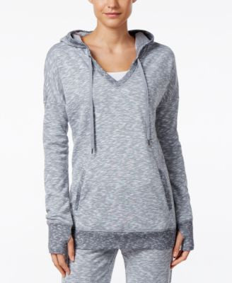 Ideology Heathered Hoodie Tunic, Only at Vogily