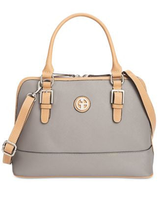 Giani Bernini Saffiano Dome Satchel, Only at Vogily