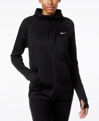Nike Dry Lightweight Fleece Full Zip Training Hoodie