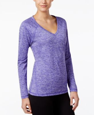 Ideology Essential Long-Sleeve Performance Top