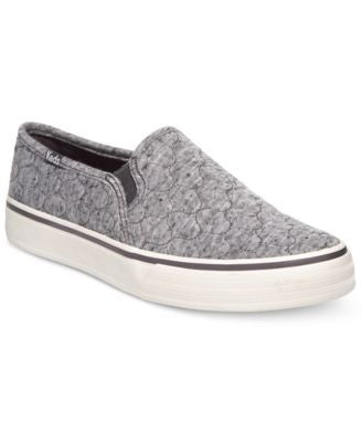 Keds Women's Double Decker Quilted Slip-On Sneakers
