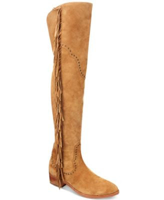 Frye Ray Fringe Over-The-Knee Boots