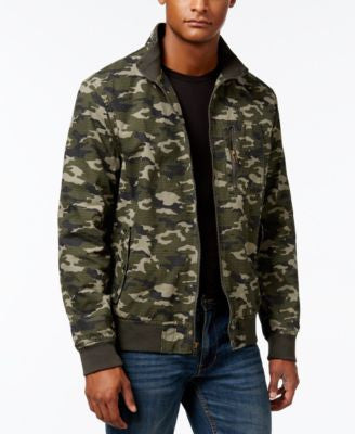 American Rag Men's M65 Camo-Print Jacket, Only at Vogily