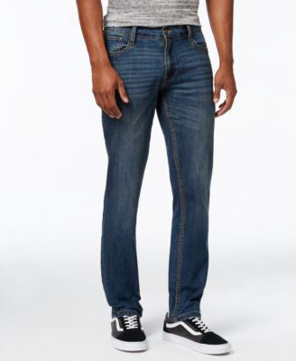 Ring of Fire Men's Slim-Fit Jeans